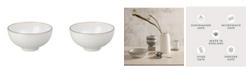 Denby Studio Craft Grey/White Rice Bowl