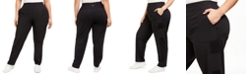 Ideology Plus Size Leggings, Created For Macy's