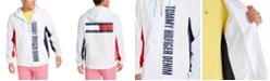 Tommy Hilfiger Tommy Hilfiger Men's Caleb Logo Windbreaker Jacket, Created For Macy's
