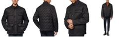 Marc New York Men's Brickfield Quilted Four Pocket Jacket