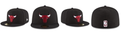 New Era Chicago Bulls Basic 59FIFTY Fitted Cap