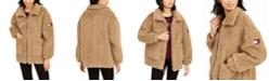 Tommy Hilfiger Sherpa Coat