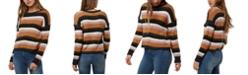 O'Neill Juniors' Daze Striped Sweater