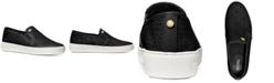 Michael Kors Kane Perforated Slip-On Sneakers