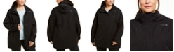 The North Face Plus Size Trench Coat