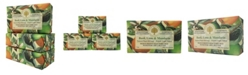 Wavertree & London Basil, Lime and Mandarin Soap with Pack of 3, Each 7 oz