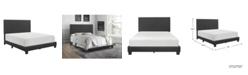 Homelegance Lenci Upholstered Bed - Queen