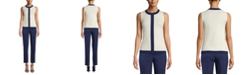 Anne Klein Colorblocked Sleeveless Sweater