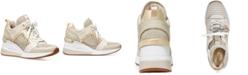 Michael Kors Georgie Trainer Sneakers