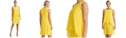 Lauren Ralph Lauren Layered Georgette Dress