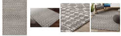 """Abbie & Allie Rugs Chester CHE-2321 Gray 5'3"""" x 7'3"""" Area Rug"""