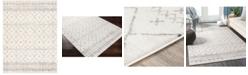 "Abbie & Allie Rugs Roma ROM-2338 White 5'3"" x 7'1"" Area Rug"