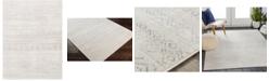 "Abbie & Allie Rugs Roma ROM-2341 Gray 5'3"" x 7'1"" Area Rug"