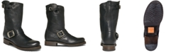 Frye Women's Veronica Short Leather Boots