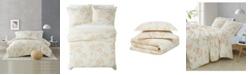 Brooklyn Loom Vivian 3 Piece Comforter Set, King