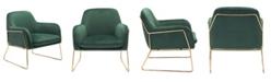 Zuo Nadir Arm Chair