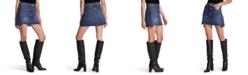 Hudson Jeans The Viper Denim Cutoff Skirt