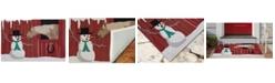 Liora Manne' Liora Manne Frontporch Farm To Table Red 2' x 3' Area Rug