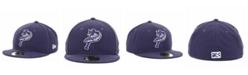 New Era Pensacola Blue Wahoos MLB 59FIFTY Cap