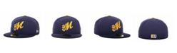 New Era Montgomery Biscuits MiLB 59FIFTY Cap