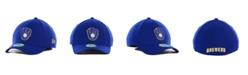 New Era Milwaukee Brewers Team Classic 39THIRTY Kids' Cap or Toddlers' Cap