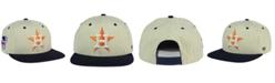 '47 Brand Houston Astros Woodside Captain Snapback Cap