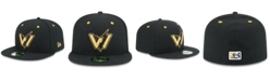 New Era West Virginia Power AC 59FIFTY Fitted Cap