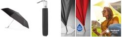 Totes SunGuard® Auto Open Close Golf Size Umbrella with NeverWet®