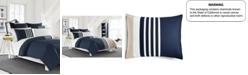 Nautica  Aport Colorblocked King Comforter Set