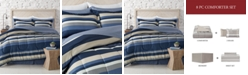 Fairfield Square Collection Austin 8-Pc. Reversible Bedding Ensembles
