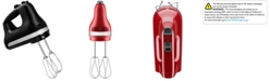 KitchenAid KHM512 5 Speed Hand Mixer