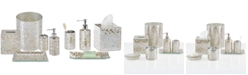 JLA Home Cape Mosaic Bath Accessories, Created for Macy's