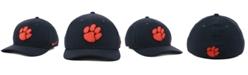 Nike Clemson Tigers Anthracite Classic Swoosh Cap