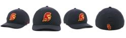 Nike USC Trojans Anthracite Classic Swoosh Cap