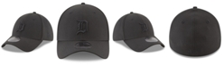 New Era Detroit Tigers Blackout 39THIRTY Cap