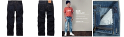 Levi's 505™  Regular Fit Jeans, Big Boys Husky