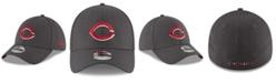 New Era Cincinnati Reds Charcoal Classic 39THIRTY Cap