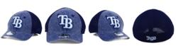 New Era Boys' Tampa Bay Rays Jr Hooge Neo 39THIRTY Cap