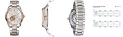 Bulova Men's Automatic Wilton Two-Tone Stainless Steel Bracelet Watch 42mm