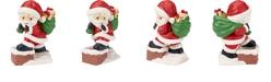 Precious Moments 10th Annual Santa Series May Your Every Wish Come True Figurine