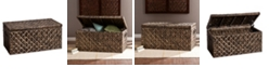 Southern Enterprises Water Hyacinth Storage Trunk