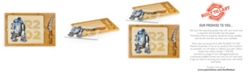 Picnic Time Toscana® by Star Wars R2-D2 Icon Glass Top Cutting Board & Knife Set