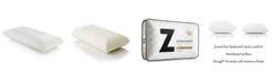 Malouf Z Zoned High Loft Firm Queen Dough Pillow