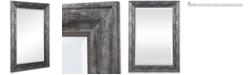 Uttermost Affton Burnished Silver Mirror