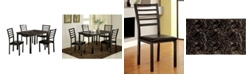 Furniture Maxson 5-Piece Table Set