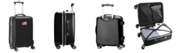 """Mojo Licensing 21"""" Carry-On Hardcase Spinner Luggage - American Flag"""