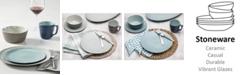 Mikasa Marbella Dinnerware Collection