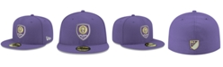 New Era Orlando City SC Core 59FIFTY-FITTED Cap