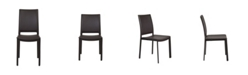 Euro Style Kate Dining Chair - Set of 4