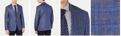 Lauren Ralph Lauren Lauren Ralph Men's UltraFlex Classic-Fit Windowpane Sport Coat